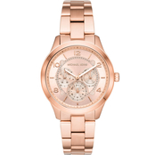 Michael Kors Women's Runway Chronograph Stainless Steel Watch