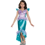 Disguise Ltd. Little Girls / Girls Ariel Girls Classic Costume
