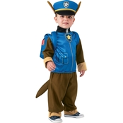 Rubie's Costume Little Boys Paw Patrol Chase Costume, Size S (4-6)