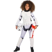 Rubie's Costume Girls Star Wars Classic Stormtrooper Costume