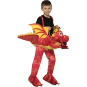 Forum Novelties Kids Ride-A-Dragon Costume