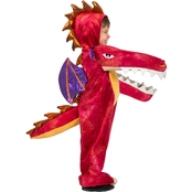 Princess Paradise Little Kids Chompin' Red Dragon Costume