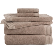 Grand Patrician Turkish Lux 6 pc. Turkish Towel Bath Set