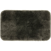 Gray Bath Mat 17x24