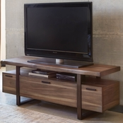 Scott Living Atticus Low Profile Industrial TV Console
