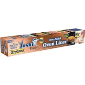 As Seen on TV Yoshi Copper Non Stick Oven Liner