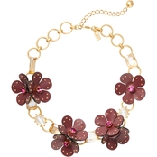 Kate Spade New York Leather Statement Necklace