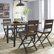 Signature Design by Ashley Kavara 5 pc. Counter Height Dining Set