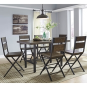 Signature Design by Ashley Kavara 7 pc. Counter Dining Set