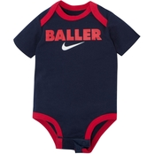 Nike Infant Boys Baller Bodysuit