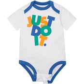 Nike Infant Boys Just Do It Bodysuit