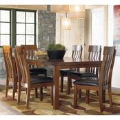 Signature Design by Ashley Ralene 7 pc. Butterfly Table Dining Set
