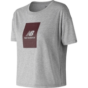 New Balance Essentials Repeat Tee