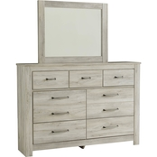 Signature Design by Ashley Bellaby Dresser and Mirror Set