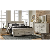 Signature Design by Ashley Bellaby 5 pc. Storage Bed Set