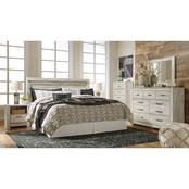 Signature Design by Ashley Bellaby 5 pc. Panel Headboard Set