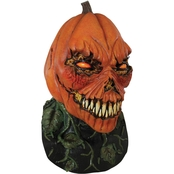 Ghoulish Men's Possessed Pumpkin Mask