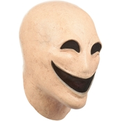 Ghoulish Men's Creepy Pasta Slenderman Mask