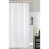 Maytex Home Basics 8 Gauge Heavyweight PVC Stall Shower Liner