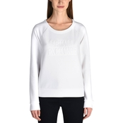 Armani Exchange Tonal Logo Sweatshirt