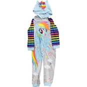 My Little Pony Little Girls Blanket Sleeper