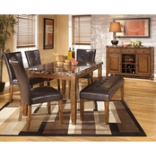 Signature Design by Ashley Lacey 6 pc. Dining Set