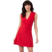 Armani Exchange Slim Fit and Flare Dress