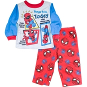 Marvel Infant Boys Spider-Man Things to Do 2 pc. Pajama Set