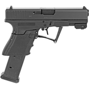 Full Conceal M3D 9MM 4.01 in. Barrel 21 Rds Pistol Black