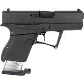 Full Conceal M3S 9MM 3.39 in. Barrel 8 Rds Pistol Black
