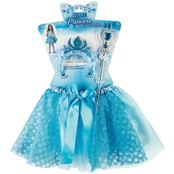 Forum Novelties Girls Blue Princess Kit