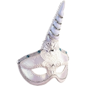 Forum Novelties Girls Unicorn Fantasy Mask