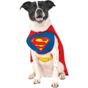 Rubie's Costume Superman Pet Costume