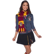 Rubie's Costume Boys / Girls The Wizarding World Of Harry Potter Deluxe Scarf