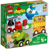 LEGO DUPLO My First Car Creations Set