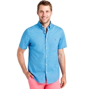 Vineyard Vines Oyster Bay Slim Tucker Shirt
