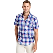 Vineyard Vines Palmer Hill Plaid Classic Tucker Shirt