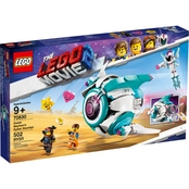 LEGO The LEGO Movie 2 Sweet Mayhem's Systar Starship!