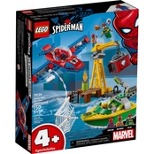 Super Heroes Spider-Man: Doc Ock Diamond Heist 76134
