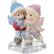 Precious Moments I Am S-mitton By Your Love Figurine