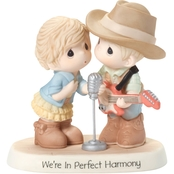 Precious Moments We're in Perfect Harmony Figurine