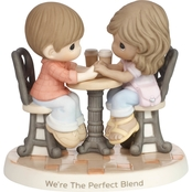 Precious Moments We're the Perfect Blend Figurine