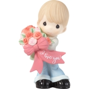 Precious Moments I Love You (Boy) Figurine