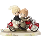 Precious Moments Together Wherever the Road May Lead Figurine