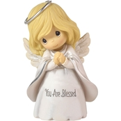 Precious Moments You Are Blessed Angel Figurine