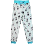 Jelli Fish Kids Girls Sloth Sleep Pants