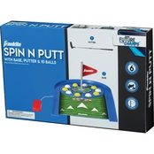 Franklin Spin N Putt Golf Target Game