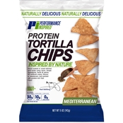 Performance Inspired Protein Tortilla Chips- Mediterranean 5oz
