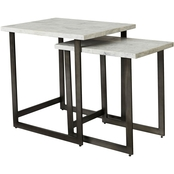 Bassett Embree Nesting End Table