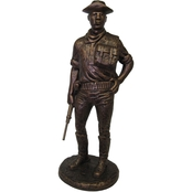 Terrance Patterson Gallery, Ltd. Buffalo Soldier Statue